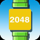 Flappy 2048 - Free