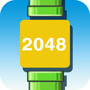 Flappy 2048 – Free for PC and MAC