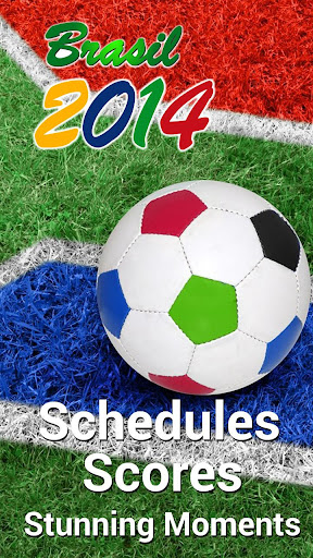 World Cup 2014 Schedule Score