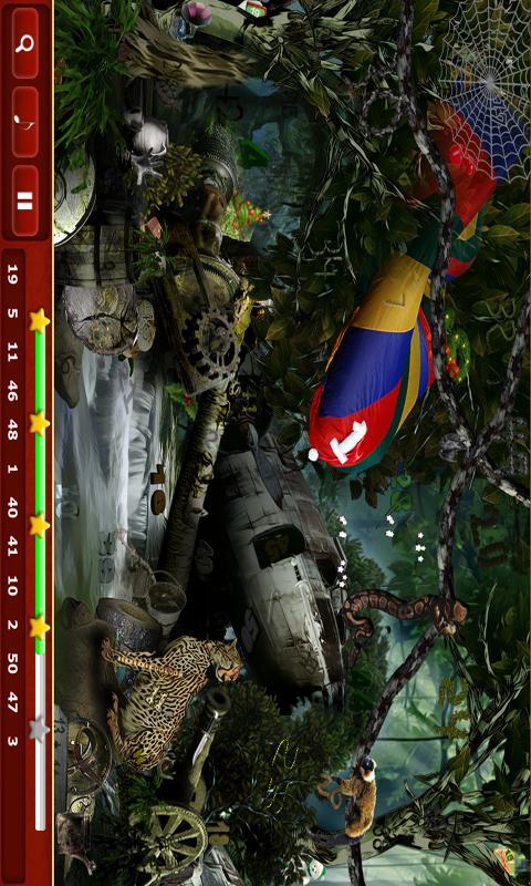 히든 넘버즈_게임- screenshot