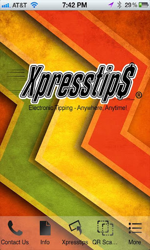 Xpresstips -Electronic Tipping