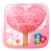 Happy Valentine GO Theme