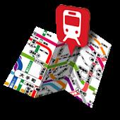 鉄道マップ 近畿/未分類