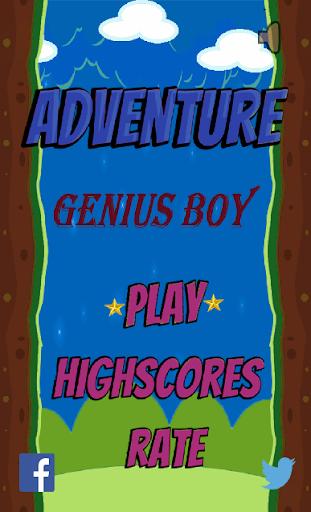 Adventure Genius Boy