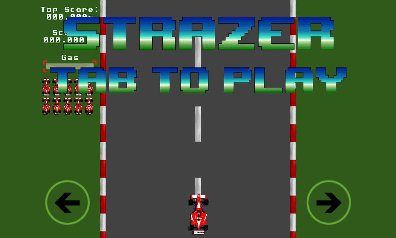 Strazer- screenshot