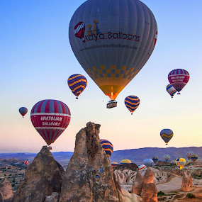 Cappadocia by Stefania Loriga - Transportation Other (  )