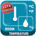 Galaxy S4 Thermometer. Free icon