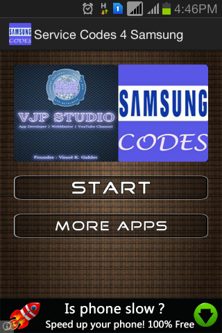 Service Codes For Samsung