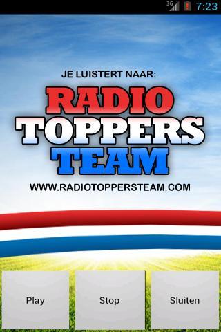 RadioToppersTeam.com