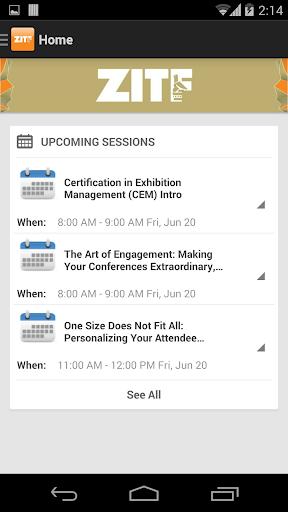 【免費商業App】ZITF 2014-APP點子