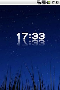 D-Clock Widget- screenshot thumbnail