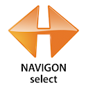 NAVIGON select UK logo