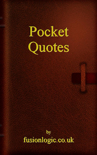 Pocket Quotes