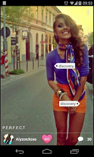 Fashion Freax Street Style App - screenshot thumbnail