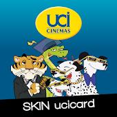 SKIN ucicard