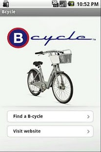 B-cycle - screenshot thumbnail
