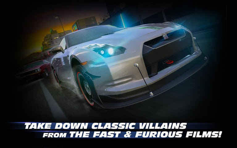 android Fast & Furious: Legacy Screenshot 1