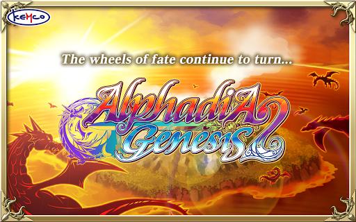 RPG Alphadia Genesis 2