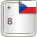 Czech for AnySoftKeyboard logo