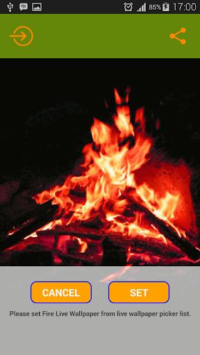 Fire Live Wallpaper HD Free