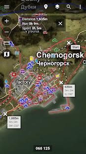 DayZ Central - Map & Guide - screenshot thumbnail