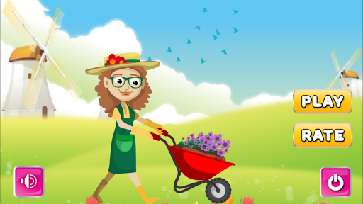 Super Gardener: Free Kids Game