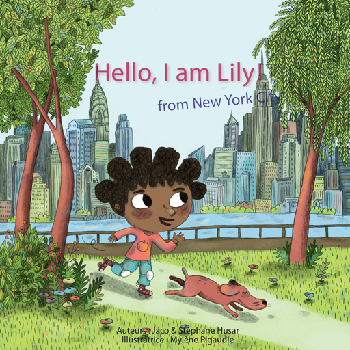 I am Lily from NewYork City