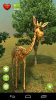 Screenshot of Talking Giraffe