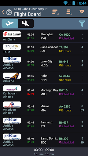 Airline Flight Status Tracker & Trip Planning v2.4.5