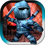 Ninja Hero Space Legends Saga 1.04 Apk