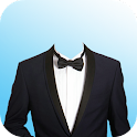 Men Suit Photo Montage icon