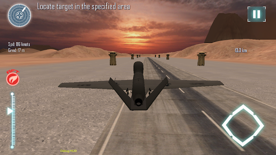 Drone Strike Flight Simulator- screenshot thumbnail