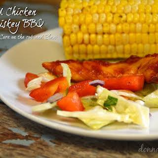 Whiskey Sauce Chicken Recipes.