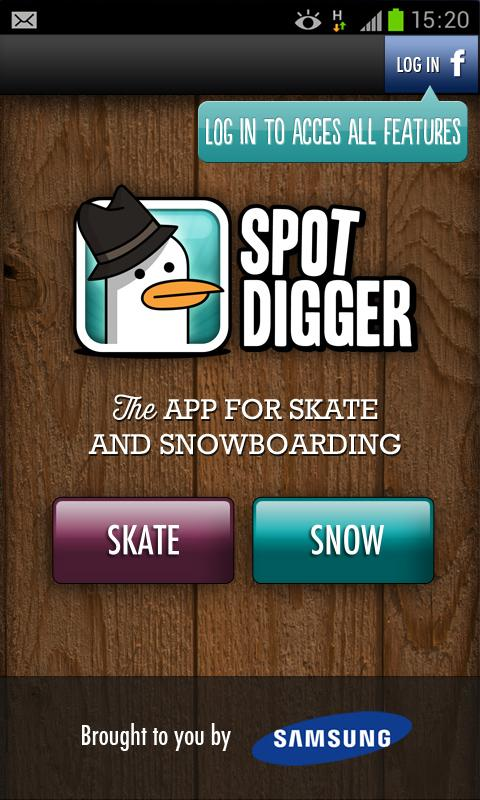 Spot Digger - screenshot
