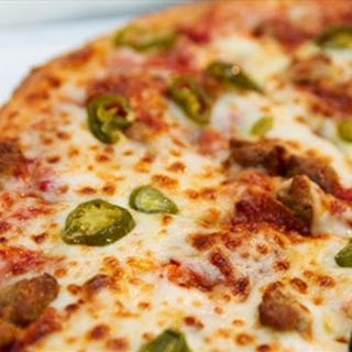 Pepperoni & Jalapeno Pizza