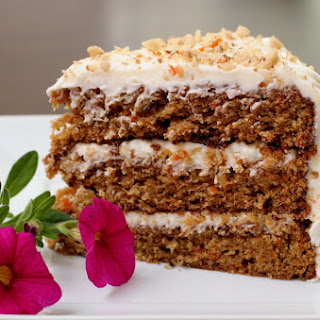 Kid-Friendly Carrot Cake.