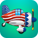 Air race for babies icon