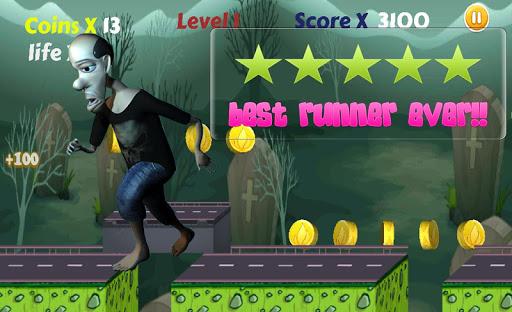 玩冒險App|LUCID OLDMAN STREET RUN免費|APP試玩