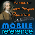Works of Jean-Jacques Rousseau logo