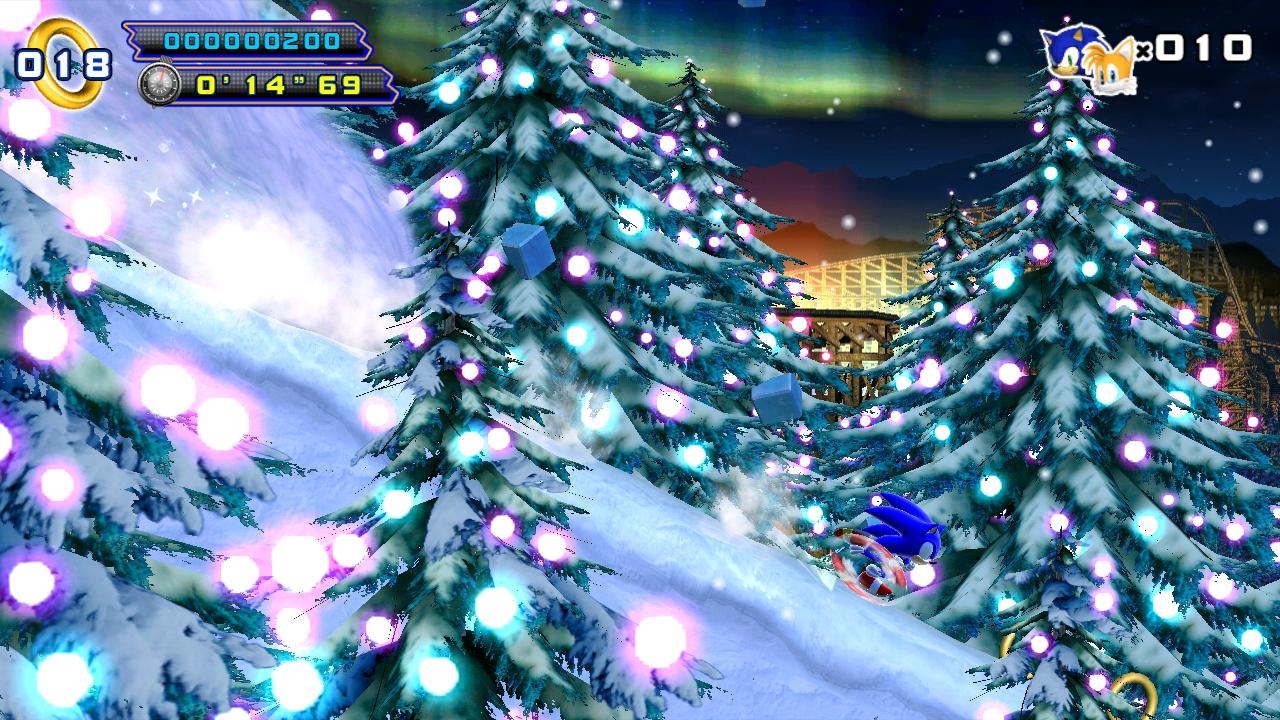 Sonic 4 Episode II THD screenshot #8