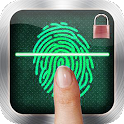Fingerprint Screen Lock icon