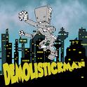 Demolistickman The Superdroid icon