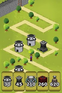 City Defense Lit Tower Defense - screenshot thumbnail