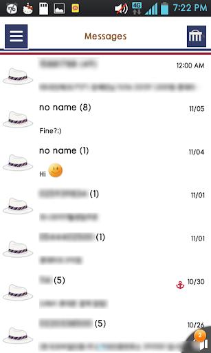 chasinam marin GO sms theme