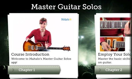 Master Guitar Solos- screenshot thumbnail