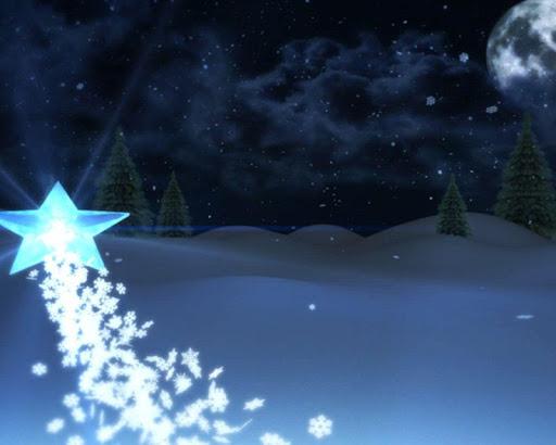 3D聖誕樹壁紙