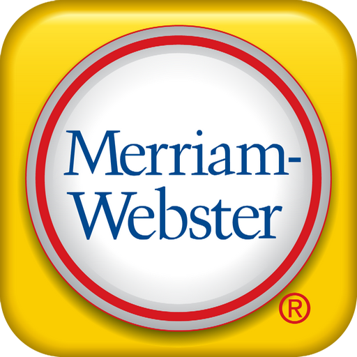 Merriam-Webster's Thesaurus LOGO-APP點子