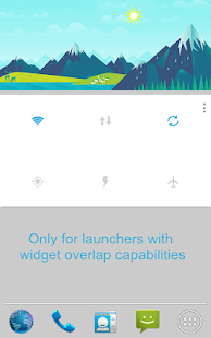 Google Now Cards UCCW skin - screenshot thumbnail