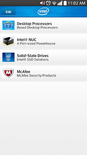 Intel® 通路產品指南