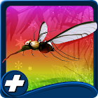 Flippy mosquito Insect 2D icon